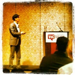 TCELab at VOCFusion 2012