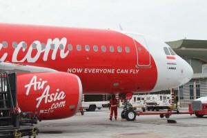 बैंकक–काठमाडौँ उडानको प्रयासमा थाई एयर एसिया