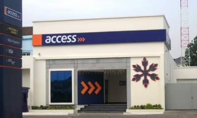 Access Bank Named Nigeria's 'Bank of the Year'