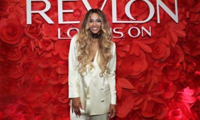 Revlon Welcomes Ciara As Global Brand Ambassador