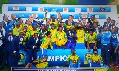 Mamelodi Sundowns Win CAF Champions League
