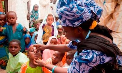 116m African Children for Polio Immunisation Next Week