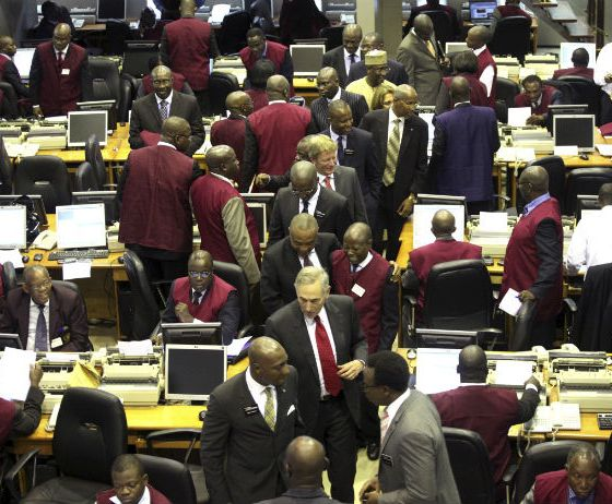 NSE Index Sheds 2.68% as Sell Pressure Persists