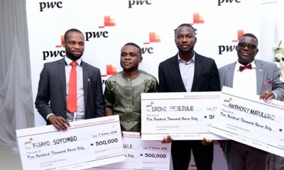 When PwC Lavished N2.35m On Business Reporters