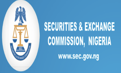 SEC Gives Capital Market Operators Deadline to Regularise Registration Status