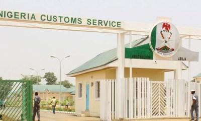 Customs Generates N1.2b At Seme Border In November