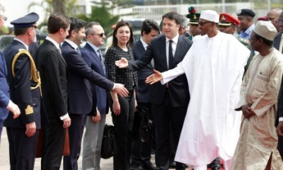 Nigeria, Italy Sign Criminals Extradition Pacts