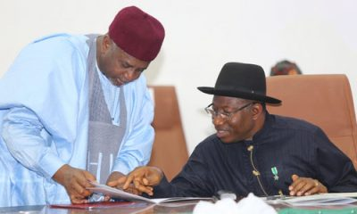 Jonathan Ready To Defend Dasuki In Court