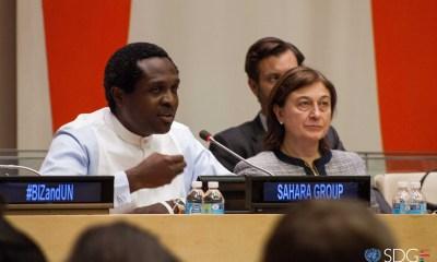 Sahara Group Seeks Global Collaboration on Power
