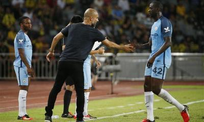 Yaya Toure Scores In First Start Under Guardiola