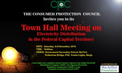 Electricity Consumers Seek Quality Service