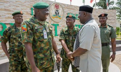 Groups Applaud Army Chief over Payment of Operational Allowances