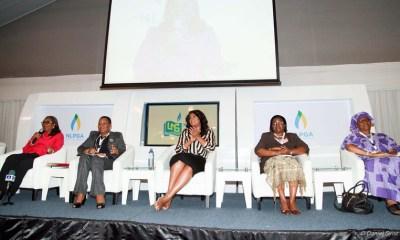 NLPGA Unveils Omotola Brand Ambassador
