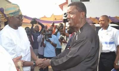 Ekiti APC Blasts Pastor Adeboye, Says Fayose Bribed Him