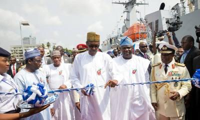 Buhari Pledges To Equip Military