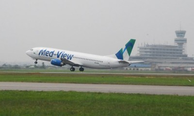 Med-View Airline Lists on Nigerian Stock Exchange