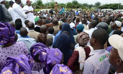 Osun Workers to Get 3 Months' Salaries from Monday