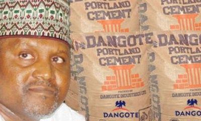 Dangote Cement distributors