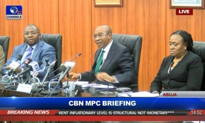 MPC Meeting CBN