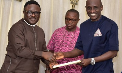 Cross River Governor Presents N1.3tr 2018 Budget