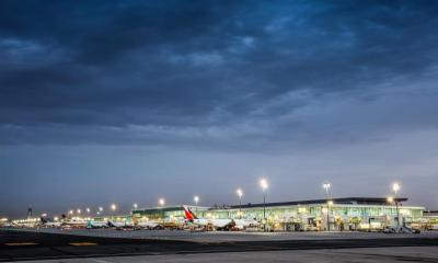 Concourse D Marks First Year with 16.6m Passengers