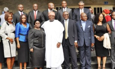 Ambode Inaugurates 12-Member Economic Advisory Team