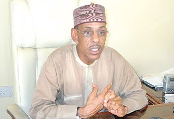 Saraki Appoints Baba Ahmed New Chief of Staff