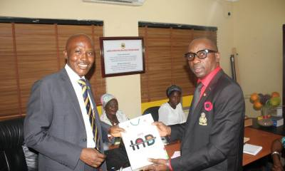 LASRAB Visits Lagos Film & Video Censors Board
