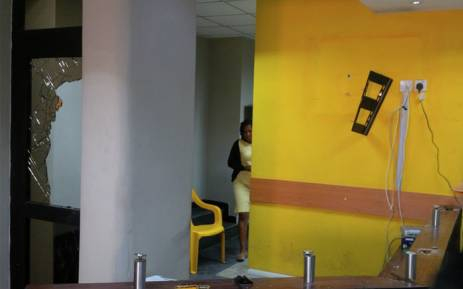 Protesters Vandalise MTN Abuja Office