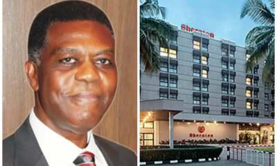 Idigbe Replaces Ibru as Ikeja Hotel Chairman