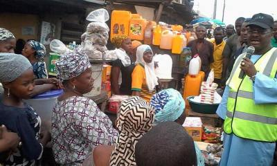 Markets in Oyo Get 15 Motorised Boreholes