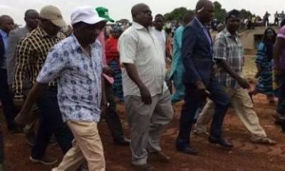 Commissioner Slumps, Dies in Jos While Jogging with Governor