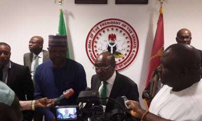 Emefiele, Bank MDs to Face Senate Over Illegal Charges
