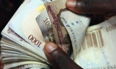 Growth in Money Supply Falls Below Targets
