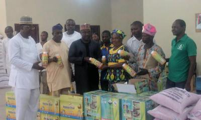 Farmers in Kwara Receive N360m Farm Inputs