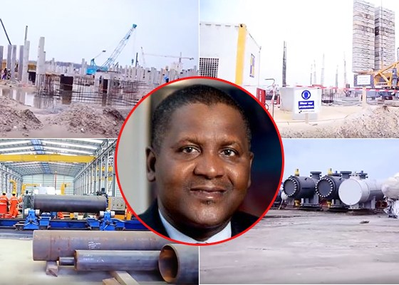 Why Dangote Refinery May Not Take Off Again in Q1 2020