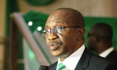Emefiele Lists Policy Options For Economic Growth