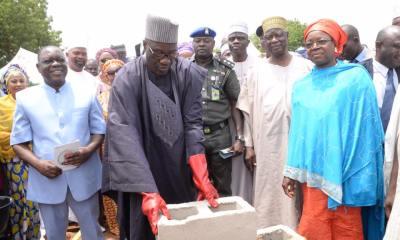 Governor Ahmed Begins N1.1b Secretariat for Workers