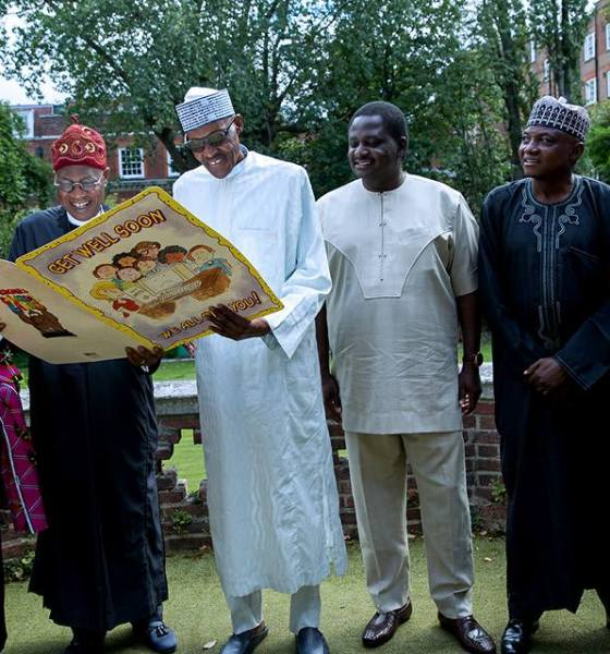Buhari Returns to Nigeria Today—Presidency