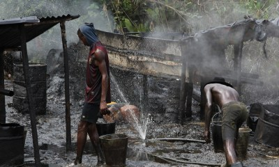 FG Eyes 100% Nigerian Content in 2027, Trains Illegal Refiners