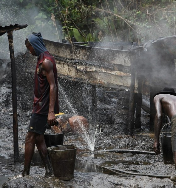 NNPC Partners Presidential Committee on Oil Theft