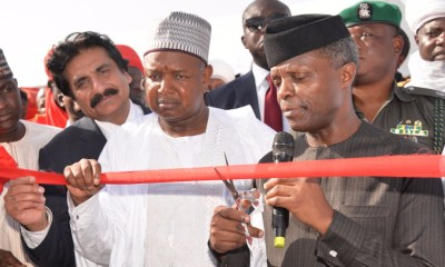 FG to Focus on Agriculture, Energy Till 2019—Osinbajo