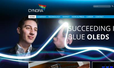 Samsung, LG Invest €25m in CYNORA
