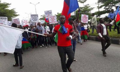 Ijaw Youth Protest: NCDMB Denies Relocating from Yenagoa
