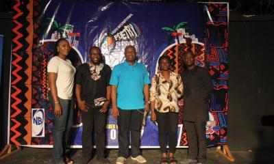 Poets Hail Nigerian Breweries for Lagos International Poetry Festival