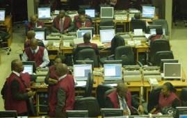 Stocks Depreciate