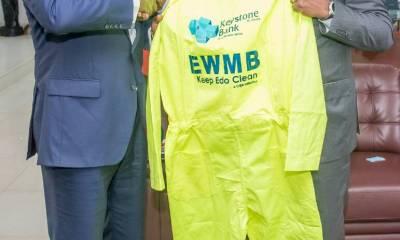 PHOTO NEWS: Keystone Bank, Edo Partner on Waste Management