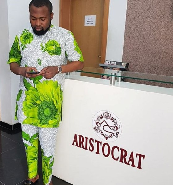 Aristocrat Clothing Starts Fashion Institute