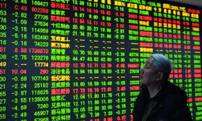Asian Stocks Close Mixed Despite Good Chinese Factory Activity Data