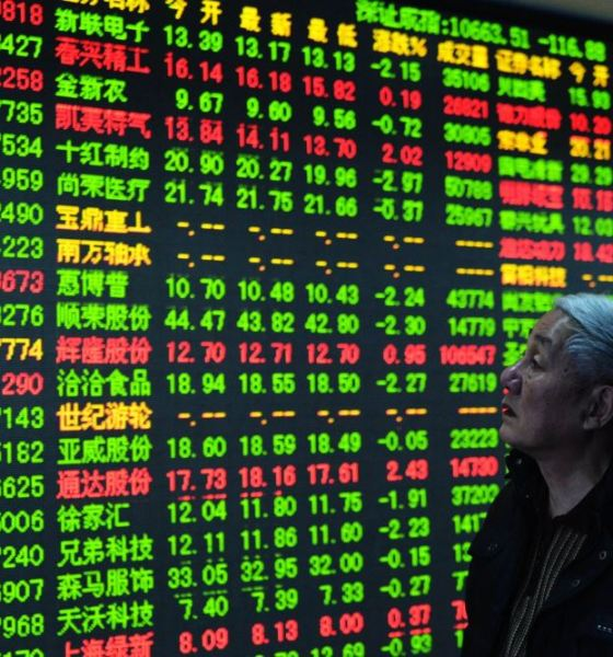 Asian Stock Markets Finish Mixed Again after Fed Leaves Rates Unchanged